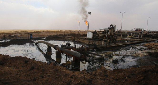 Ölgewinnung in Syrien