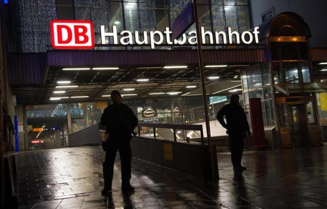 Münchener Hauptbahnhof Quelle: dpa