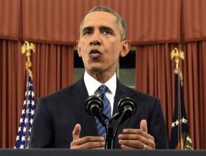 El presidente estadounidense, Barack Obama comparó refugiados sirios a los sobrevivientes del Holocausto en diciembre. (Saul Loeb /  Foto vía AP)