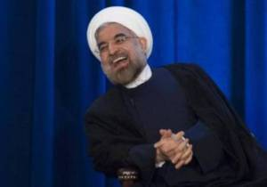 rouhani-laughing