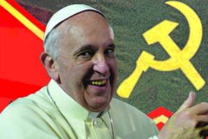 pope-francis-communist1